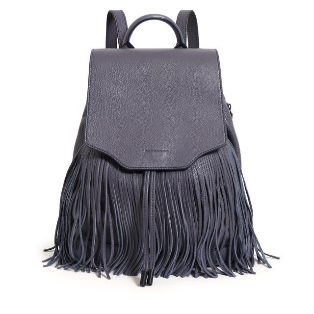 Rabeanco Feifei Fringe/tassel Backpack