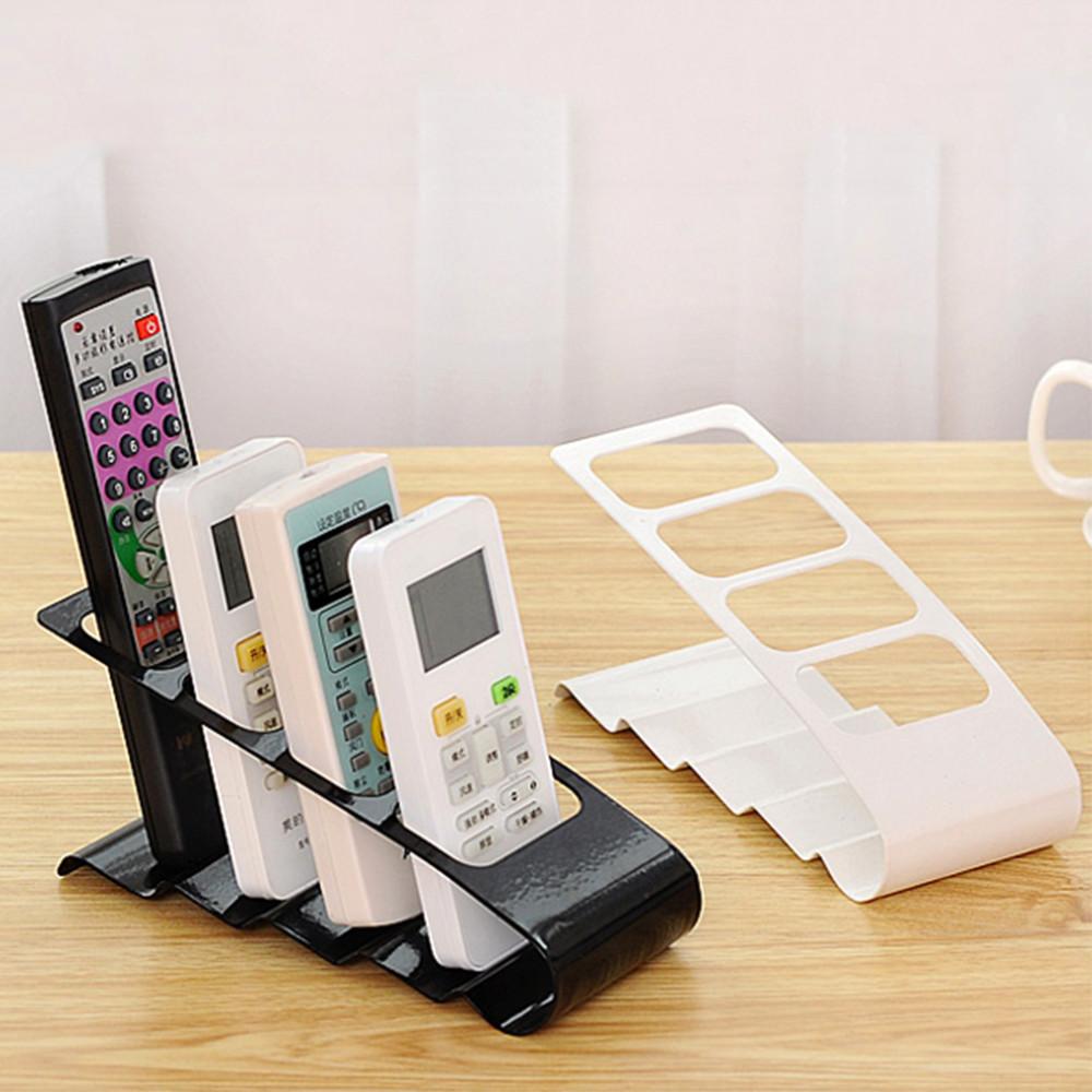 Remote Control Stand Holder Rack Rak Tempat Penyimpan Remote TV AC ... 7708840587