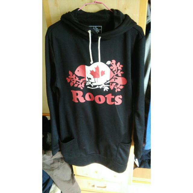 Roots 帽T