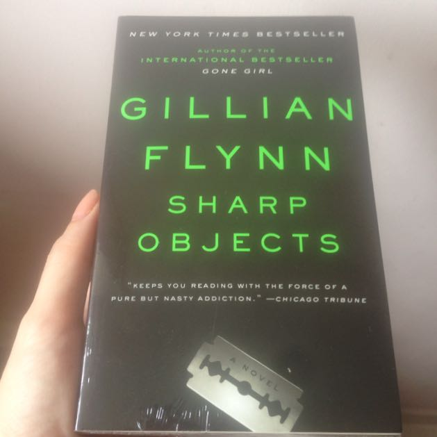 Sharp objects by gillian flynn books stationery books on carousell photo photo photo fandeluxe Gallery