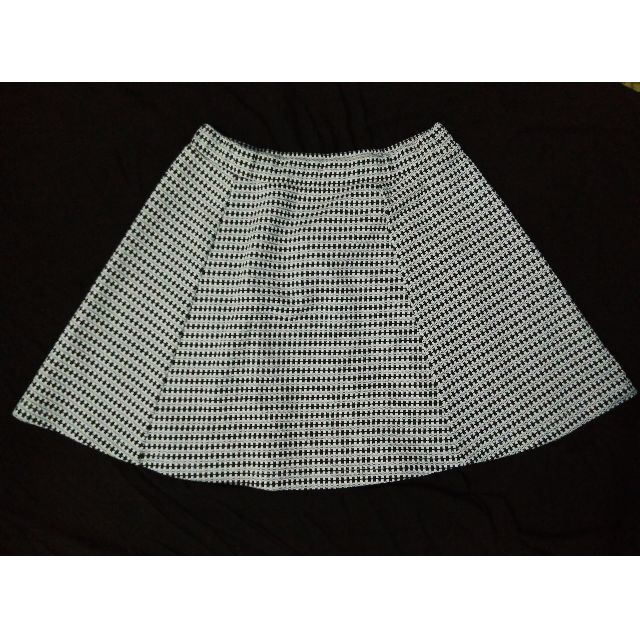 Skirt - Mini Skirt jacquard
