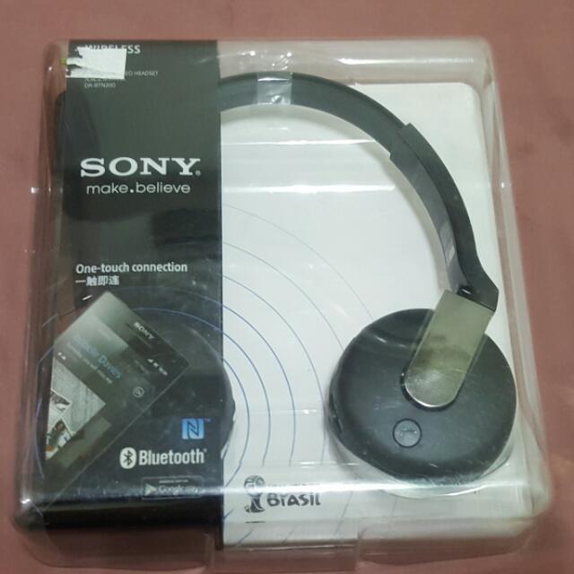 SONY DR-BTN200 頸掛式 藍牙耳機