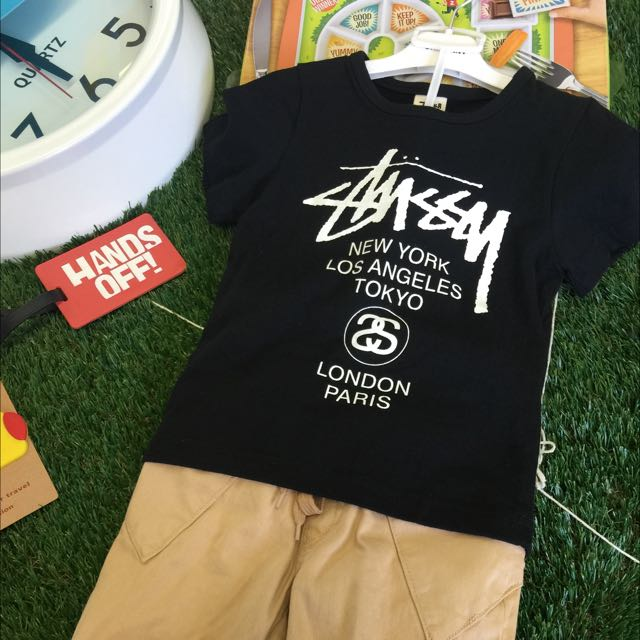 Stussy For KIDS NEW!!!!!