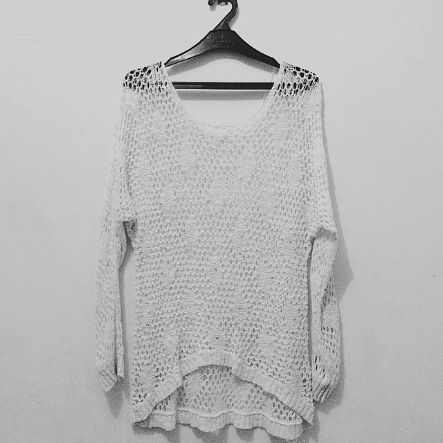 Sweater Rajut Color Box