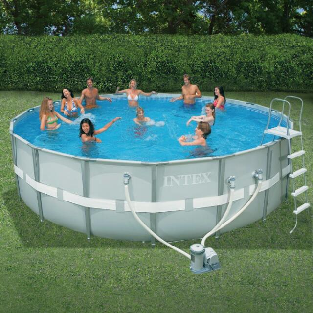 "Swimming Pool 16"""