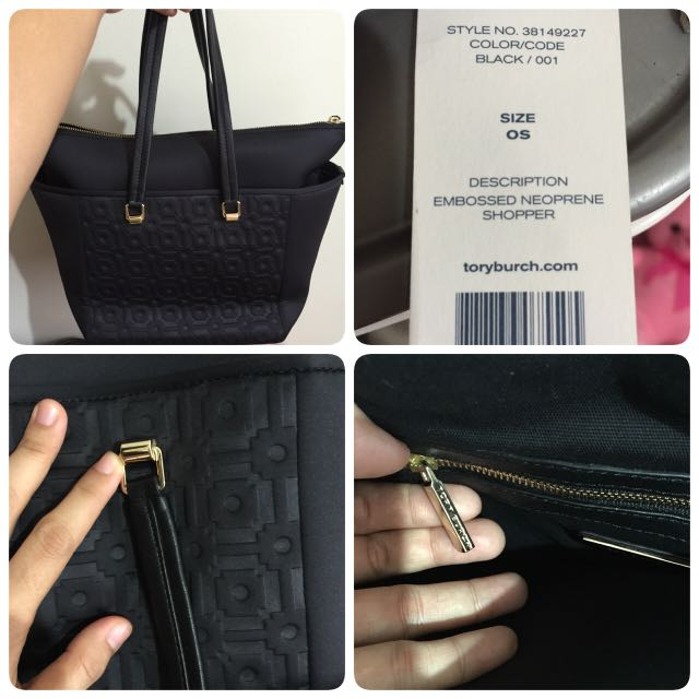 TB Tote authentic