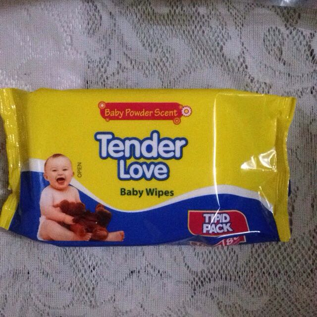 Tender Love Baby Wipes