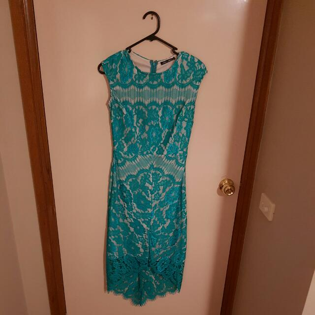 Tielle Dress, Size 10, Worn Once
