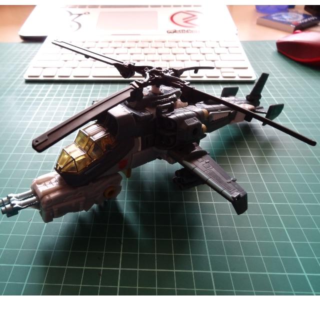 Transformers DOTM Skyhammer Loose Complete