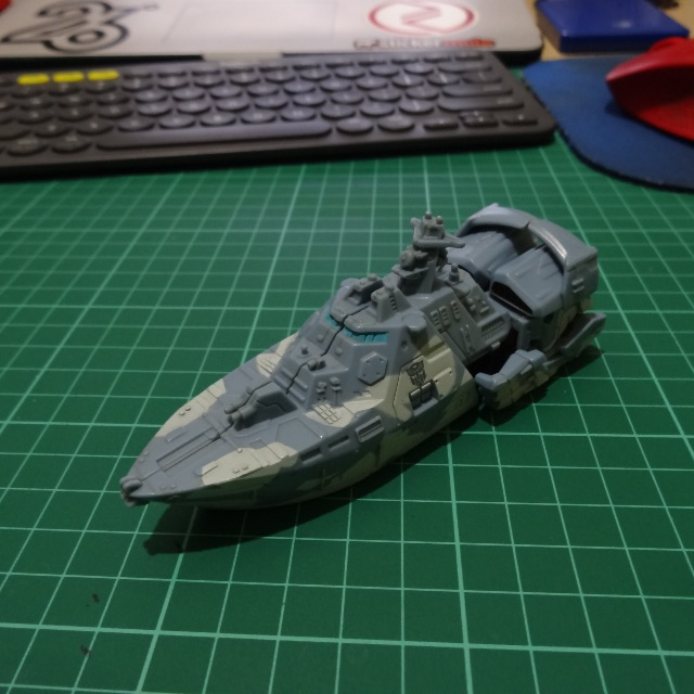 Transformers Movie Scout Class Depthcharge
