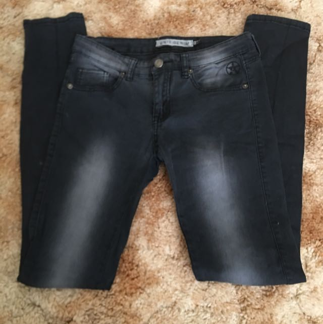 Unit Skinny Jeans