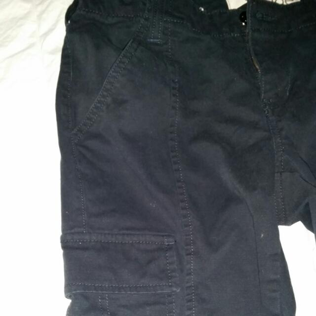 Womens Cargo Pants