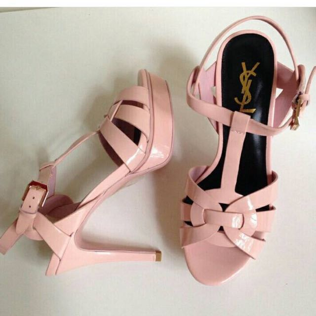 YSL Tribute Shoes
