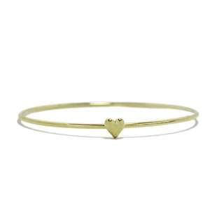 Good Karma Gold Bangle