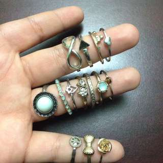 Bundle Of Rings
