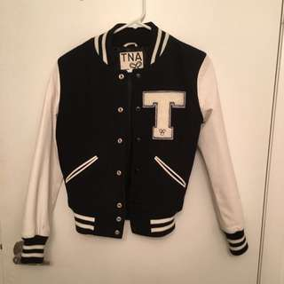 TNA Wool Bomber