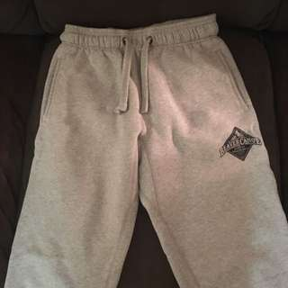 Grey Beaver Canoe Sweats In XS