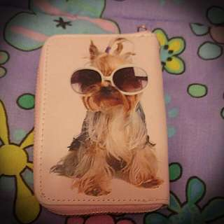 Punk Dog Wallet