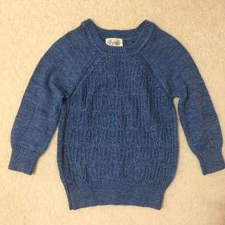 Forever 21 Quarter Length Sweater