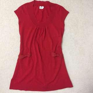 Bread N' Butter Red Dress