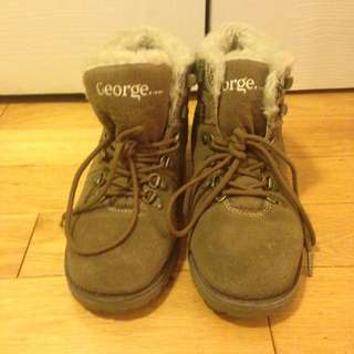 George Workboots