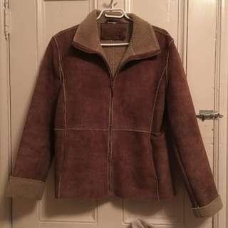 Roxy Sheepskin Jacket