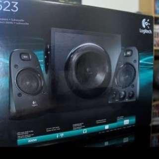 Brand New Logitech Z623 200Watt Speaker System