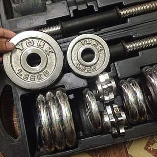 Dumbbell 20kg With Case