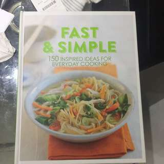Fast And Simple Cooking Book