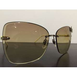 Gucci Flora Butterfly Frame Sunglasses