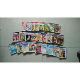 Kumpulan Komik2 Lama Koleksi Dari Berbagai Sumber. Ada Serial Cantik Dan Serial Misteri.