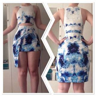 Form Fitting Dress