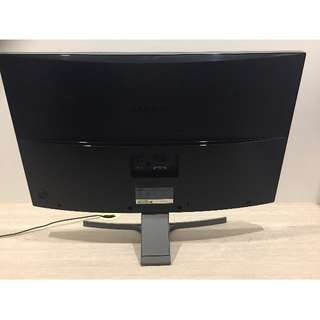 """Samsung 27"""" FHD LED Wide Curved Monitor Widescreen"""