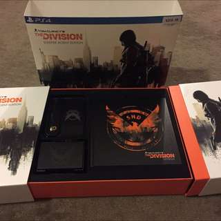 The Division Sleeper Edition PS4