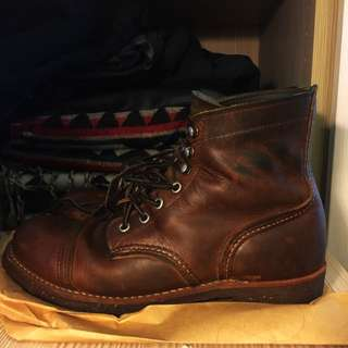 Red Wing Iron Ranger 8115