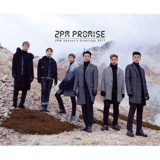 [PREORDER] 2PM Promise Season's Greetings 2017