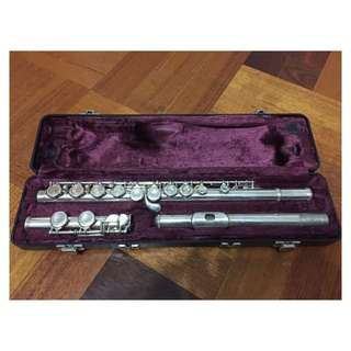 Armstrong 104 Flute Made in USA