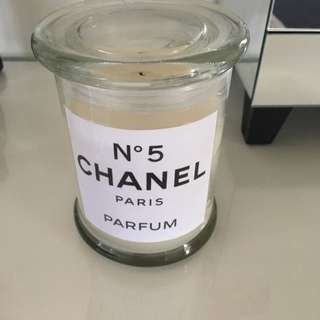 Fake Channel Soy Candle