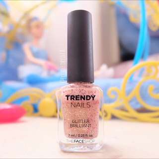 Trendy Nails The Face Shop