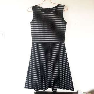The Executive Stripes Dress