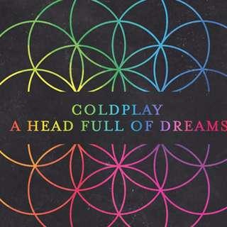 Coldplay GOLD GA
