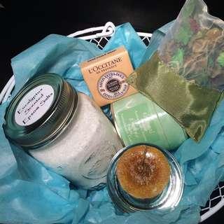 Aromatherapy Gift Basket
