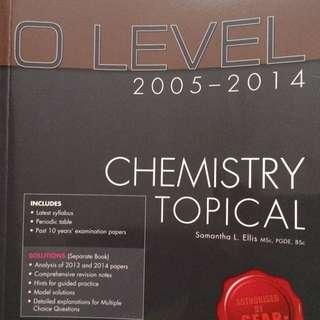 o level chemistry tys