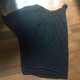 Mphosis Black Dress