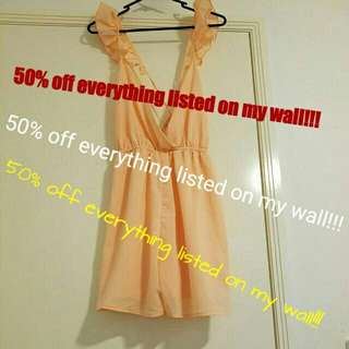 Everything On My Page Is Half Price!!!