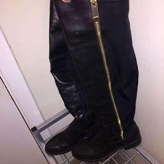 Aldo Boots Knee-High Size 8
