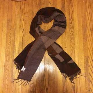 WILFRED RECTANGLE SCARF