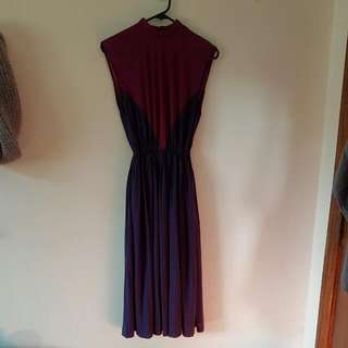 Smoove Reworked Vintage Dress