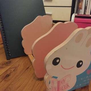Adjustable Bookshelf + Folders Bundle