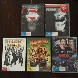 Movie Bundle